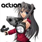 Female Fantasy Action anime genre