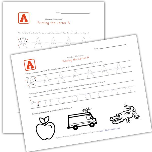 July 2013 - Worksheets for Children