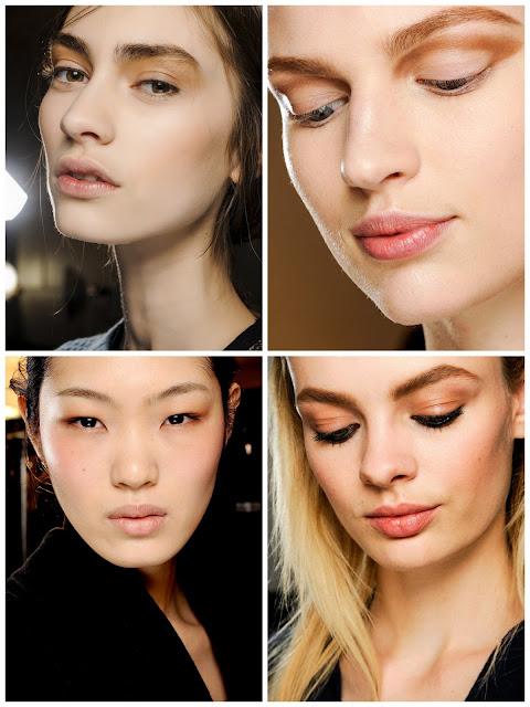 fall ready to wear 2013 beauty Victoria Beckham, Jill Sanders Bottom: Prabal Gurung,Versace