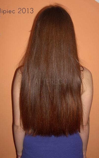 Aktualizacja włosów: Lipiec