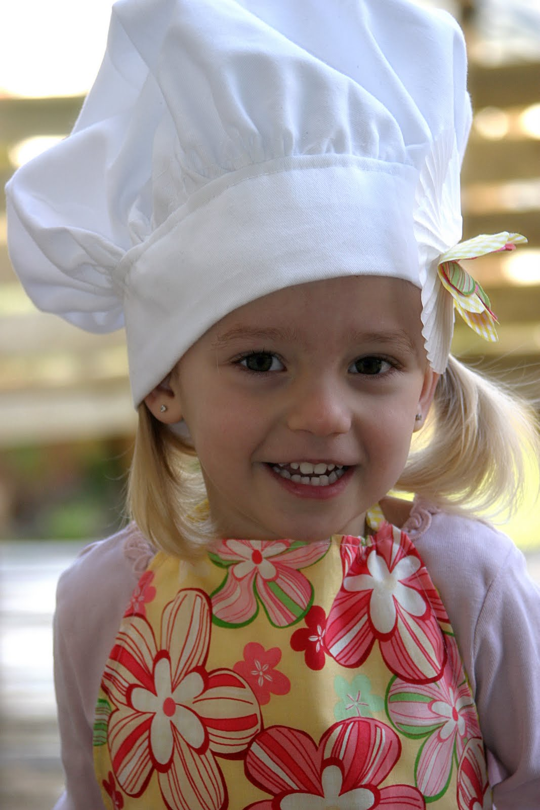 Child's Chef Hat, Apron and Potholder Sewing Pattern | eBay