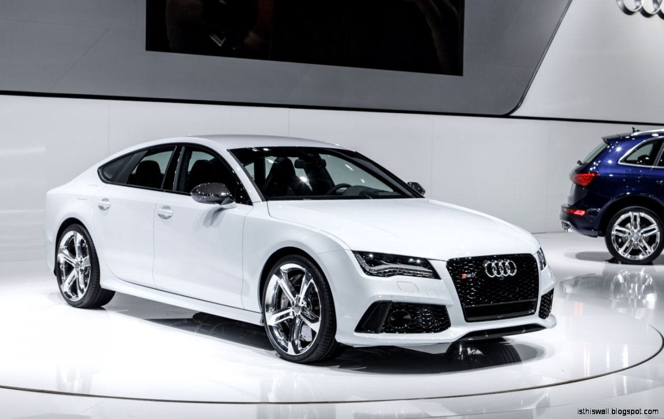 2014 Audi RS 7   Information and photos   ZombieDrive