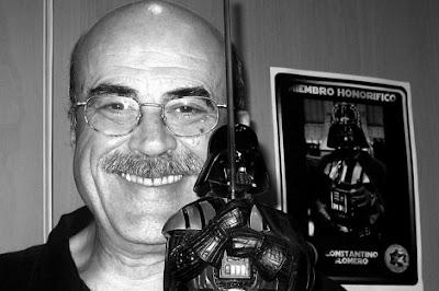 La voz de Constantino Romero se apaga a los 65 años