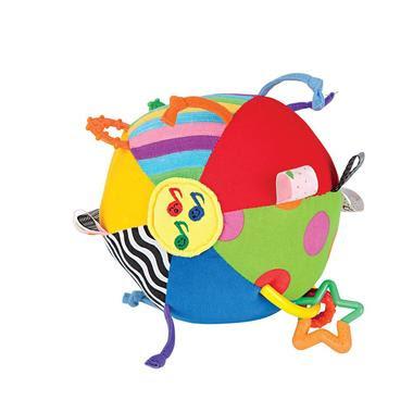 pelota blandita co actividades para bebes