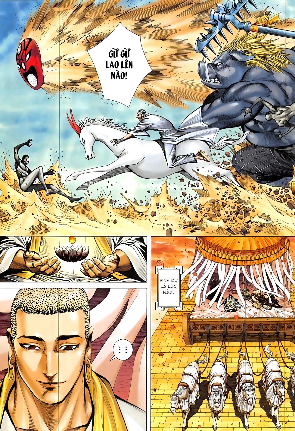 Tây Du chap 26 Trang 10 - Mangak.info
