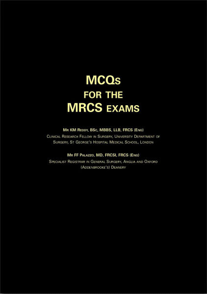 McQs for the Mrcs Exam (Principles of Law)