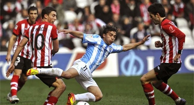 Prediksi Bola Athletic Bilbao vs Malaga 15 April 2014
