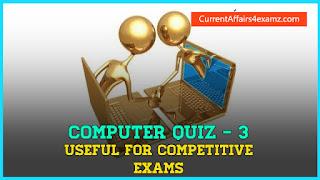 Computer Quiz IBPS PO 2015