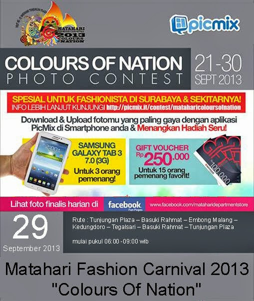 Matahari Fashion Carnival 2013