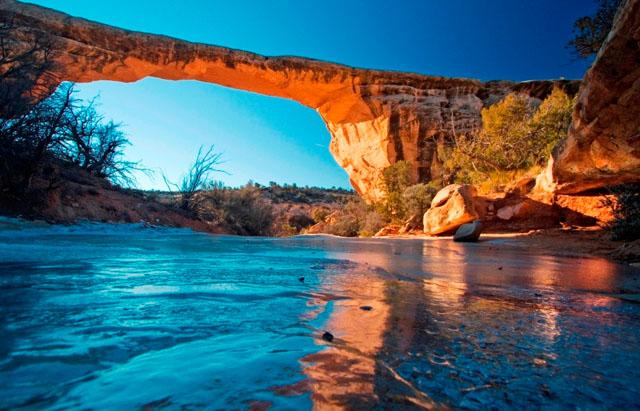 мосты,мост,природные мосты,отдых летом