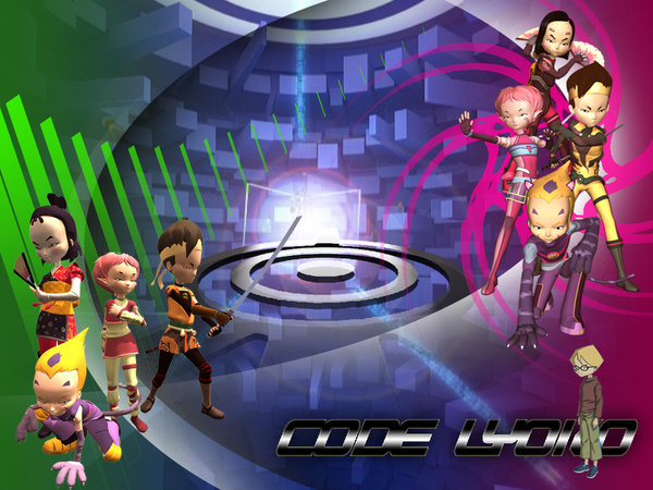 Code Lyoko Anime Cartoon