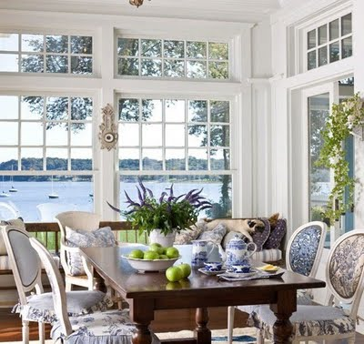 Blue And White Decor blue and white decorating ideas | designs for home