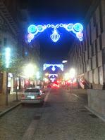 Encesa de llums de Nadal. Girona. 2013. Altres llocs d'interès.