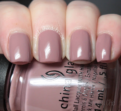 china glaze the great outdoors my lodge or yours review swatches