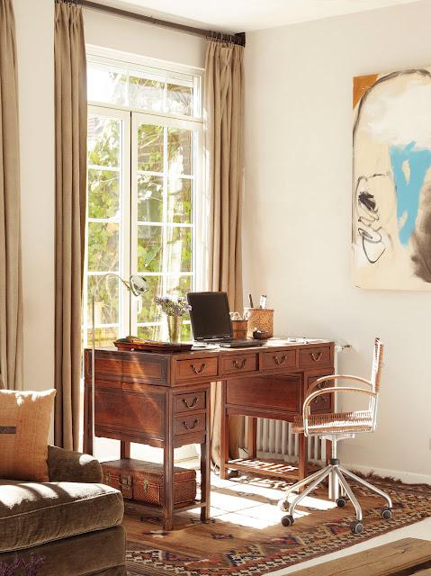 Detalhes do c u diferentes formas de decorar a sua sala for Escritorios para salon