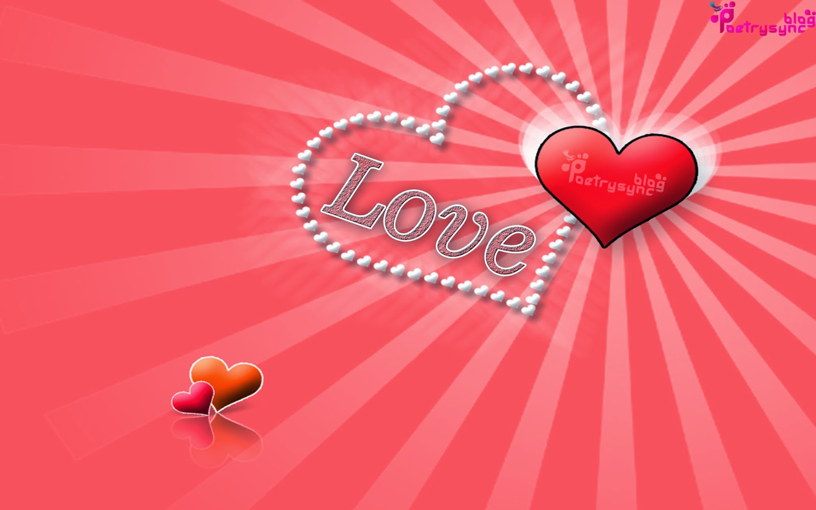 Love Heart Image Wallpaper HD