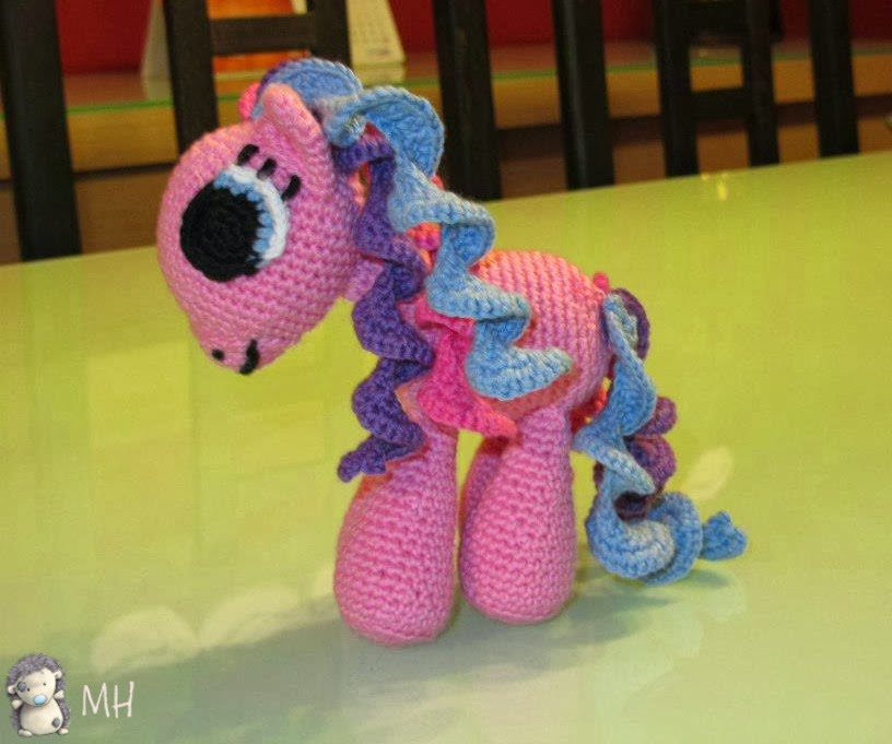 Amigurumi Pattern My Little Pony : MADRES HIPERACTIVAS: Amigurumi My Little Pony