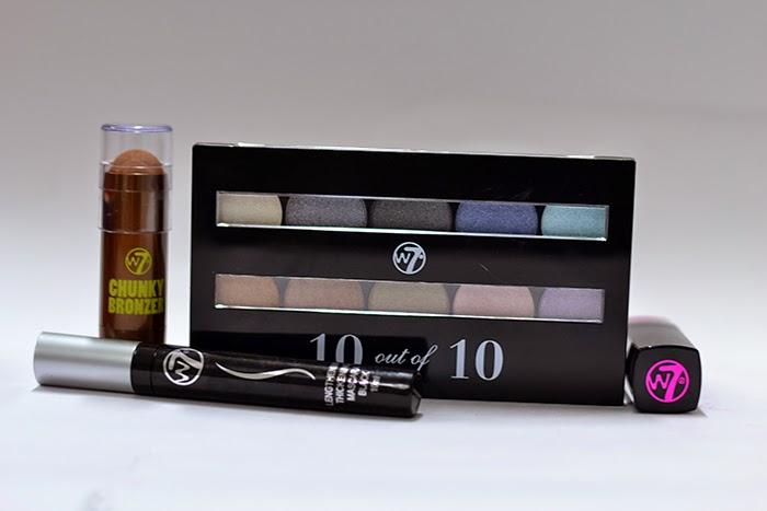prodotti w7 cosmetics