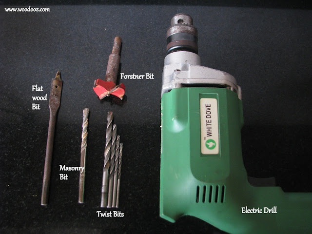 Woodworking hobby tools