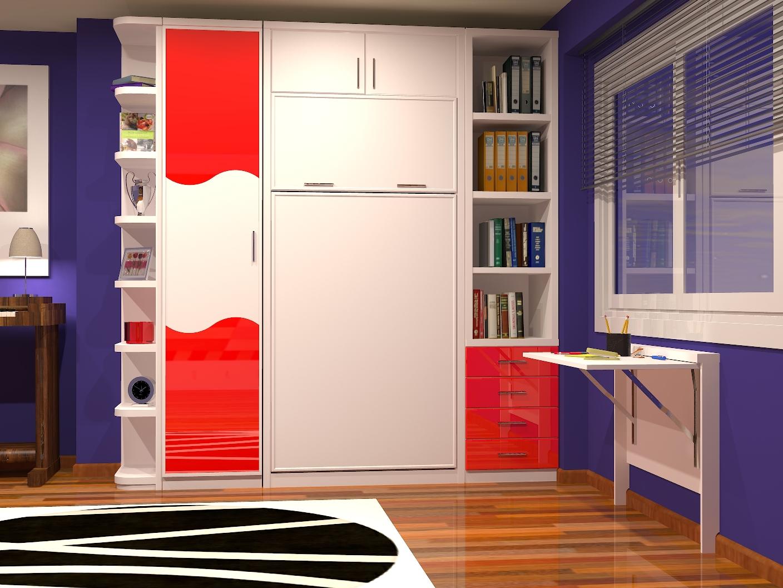 CAMAS AUTOPORTANTES Las camas abatibles Muebles prácticos y baratos