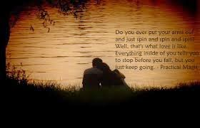 Sweet quotes and cute love