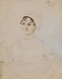 Drawing of Jane by Cassandra