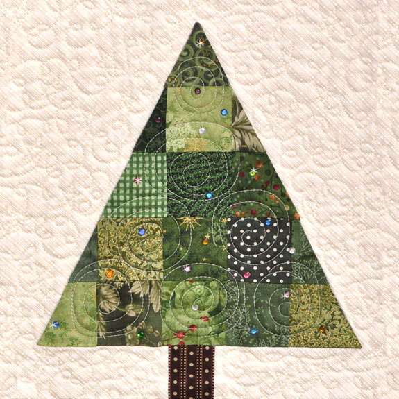 Free Quilt Patterns Christmas Tree : The Shabby A Quilting Blog by Shabby Fabrics: Free Pattern Download!