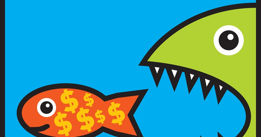 Drug channels cardinal health buys harvard drug group for Big fish eat little fish