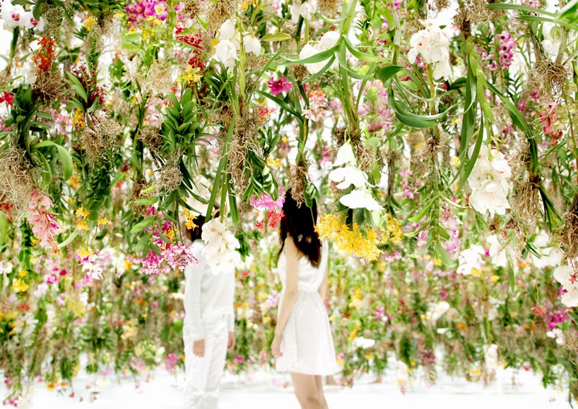 floating flower garden teamlab-3