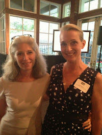 Lynn With Piper Kerman, Orange is the New Black, Oct., '13