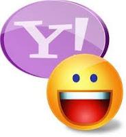 Cara Memasang Widget Status Yahoo Messenger di Blog