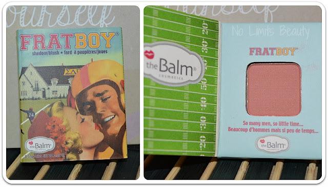 Birchbox Noviembre 2015 - The Balm Frat Boy blush