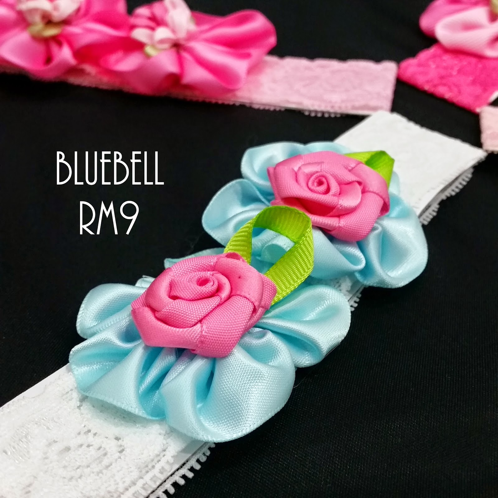 Baby Headband by Luvabelle