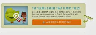 [REVIEW] Ecosia: Mesin Pencari Ramah Lingkungan