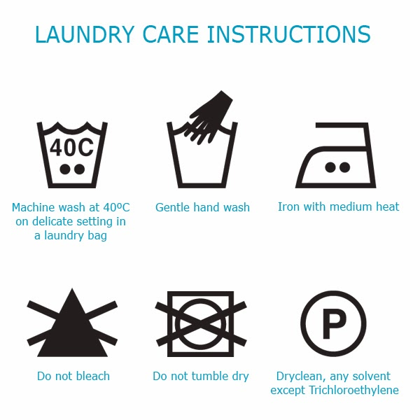 Washing Machine Symbols Washing Machine