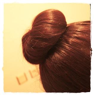 saçı topuz bağlamak