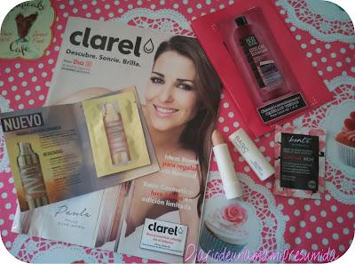 regalos por compra en Clarel online