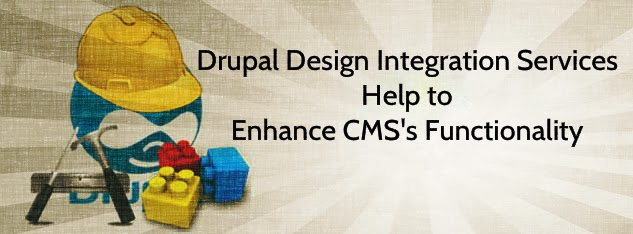 Drupal Design Integration