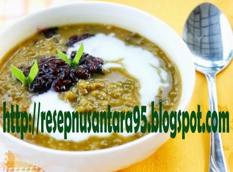 Resep Kue Basah | Resep Bubur Kacang Hijau Enak dan Spesial