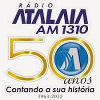ouvir  a Rádio Atalaia AM 1310,0 Maringá PR