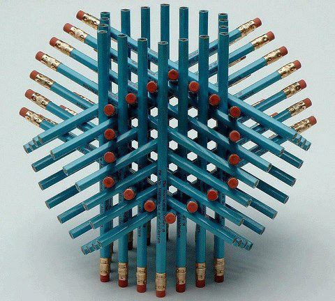 amazing best art of 32 pencils in 2013
