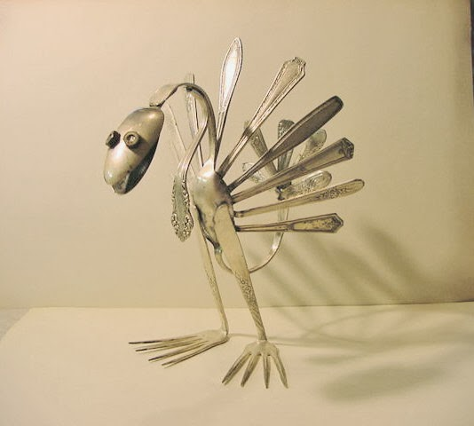 1000  images about Silverware art on Pinterest | Kitchenware ...