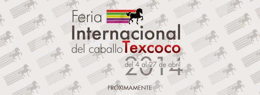 programa palenque feria del caballo texcoco 2014