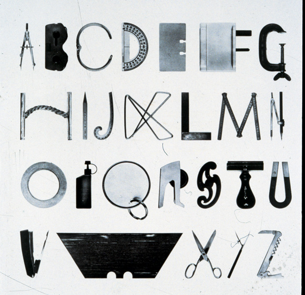 abcdefridays 3d type type as object