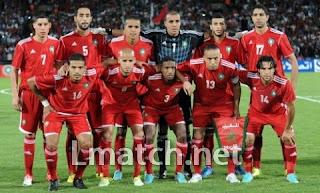 Maroc vs Zambie Live