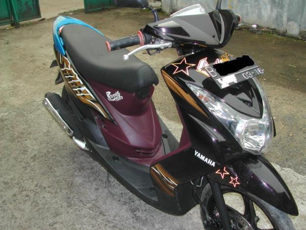 Build Up Motor Harga Mio Soul Jakarta