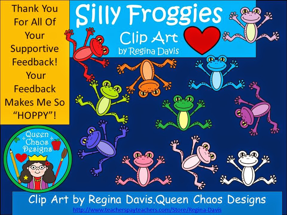 http://www.teacherspayteachers.com/Product/AFREEBIEClip-Art-Silly-FroggiesTHANK-YOU-1216569