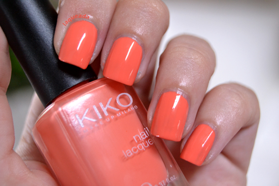 Kiko 358 Peach Rose