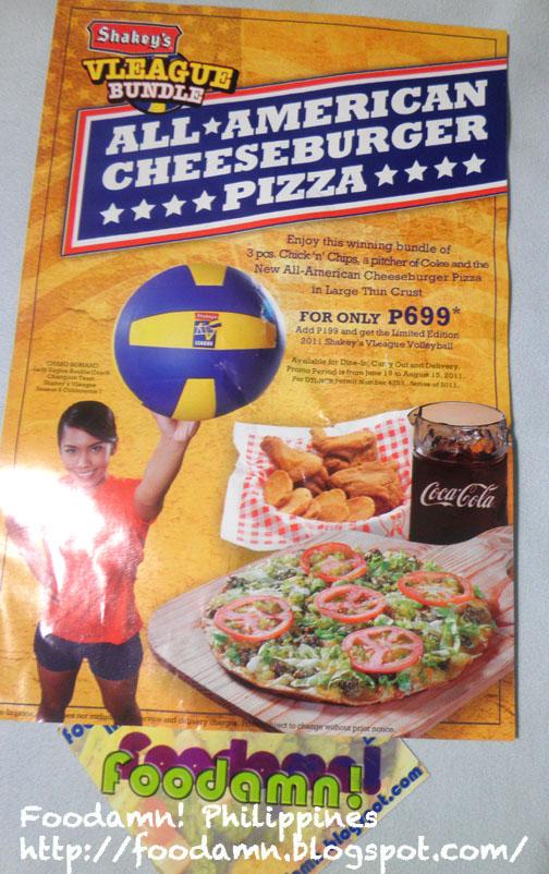 Foodamn Philippines: San Fernando, Pampanga: Shakey's ...
