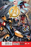Avengers #3 Cover
